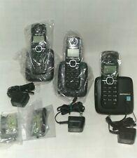 DECT 6.0 Motorola Cordless Phone System (3) Handsets