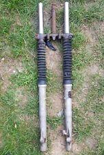Honda Mtx 125 Forks and yoke drum brake model