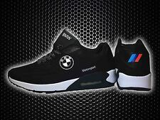 Zapatillas Urban deportivas Air BMW Motorsport serie 3 6 Max 5 alpina bordado talla 43 - Size 8.5 UK