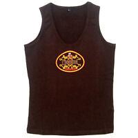 Tank Top für Frauen in braun mit Chocomel Logo in M 38 40