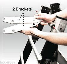 Little Giant Spreader Brackets For Older Fiberglass Ladder Models Trestle