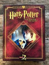 Harry Potter and The Chamber of Secrets (Blu-ray Ultimate Edition Yr 2) LIKE NEW