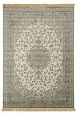 ROYAL PALACE - 14644 IVORY Highest Quality Art Silk Traditional Rugs