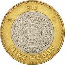 Mexican Gold Coin 10 Pesos