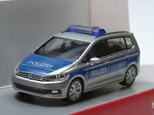 "Herpa VW Touran ""Polizei BERLIN"" - 094412 - 1:87"