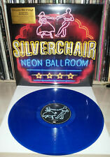LP SILVERCHAIR - NEON BALLROOM - BLUE - NUMBERED - MOV