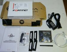 Fortinet FortiGate 60E FG-60E Router Firewall Security Appliance New