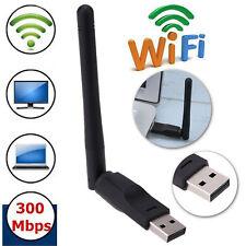 150Mbps USB Wifi Router adaptador inalámbrico LAN tarjeta de red con antena
