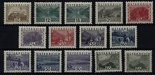 Postfrische Briefmarken mit BPP-Fotobefund österreichische
