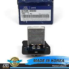 GENUINE Blower Motor Resistor for 1999-05 Hyundai Sonata XG300 XG350 97035-38000