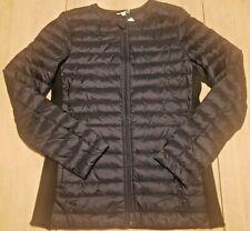 Brand New! Woman's Cute J. Jill Puff Down Black Jacket Size Small