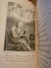 1802 ESSAY on MAN Alexander Pope ILLUSTRATED Thomas STOTHARD Plates
