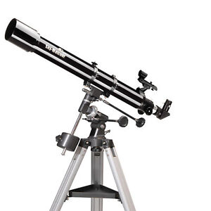 SkyWatcher Capricorn 70 Astronomy Refractor Telescope + EQ1 Mount #10796 (UK)NEW