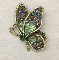 Large  Butterfly Brooch Pin