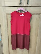 Chloe Girl Dress Size 10 Years -Red and Diamanté
