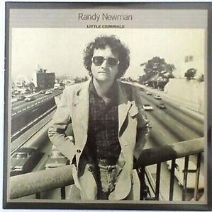 Randy Newman - Little Criminals (CD) Card Cover Mini Vinyl Replica