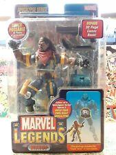 ToyBiz- Marvel Legends BAF Apocalypse Series- BISHOP(With Hair)- NEW IN BOX