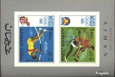 Ajman block32a (complete issue) unmounted mint / never hinged 1968 Olympics Summ