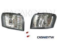 New Corner Chrome Lights For 1997 1998 1999 NISSAN SILVIA 240SX S14 C14C
