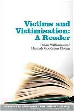 Victims and Victimisation: A Reader-ExLibrary