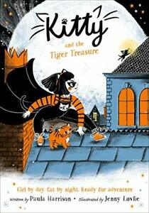 Kitty and the Tiger Treasure (Paperback)