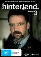Hinterland: Series 3 (DVD) NEW/SEALED