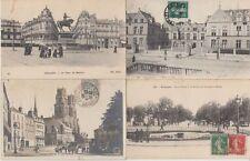 ORLÉANS LOIRET (DEP.45) CENTRE 1000 Cartes Postales 1900-1940