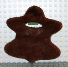 LEGO - Duplo Wear Cloth Bearskin with Neck Opening - Dark Brown