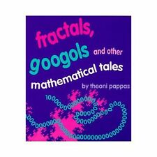 Fractals, Googols, and Other Mathematical Tales, Pappas, Theoni, Good Book