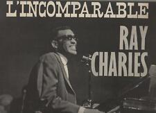 L' INCOMPARABLE RAY CHARLES musidisc CVI 964 LP 33 giri rpm 1970 IT