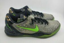 Nike Kobe 8 System 639522-001 Christmas SS 2013 Black Green Men's Size 14
