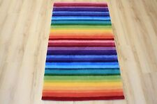 Play Carpet handtuft Rug Stripes 80x150 cm 3782-01 Stripes