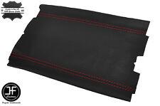 Rojo Stich Centro Consola Gear envolvente Trim Skin Tapa se ajusta Honda S2000 99-03