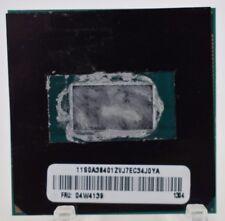 Intel Core i7-3520M 2.9GHz 4MB/5 GT/s SR0MT Socket CPU FRU: 04W4139      #E-5113