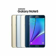 Samsung Galaxy Note 5 N920 ATT TMOBILE - 32GB- GSM Unlocked Smartphone 10/10