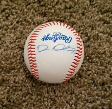Drew Hutchinson Signed  Baseball.