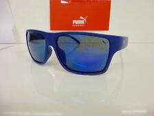 Originale Sonnenbrille PUMA Kunststoff PU 15172 BL