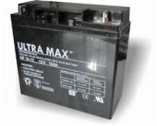 Lawnmower Battery Ultramax 12V 18Ah - (Replaces F19-12B )