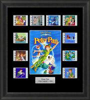 Peter Pan Framed Film Cell Memorabilia Filmcells Movie Cell Presentation