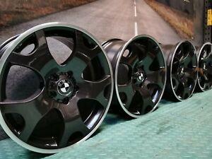 Refurbished Genuine BMW X5 E53 19'' Tiger Claw alloy wheels