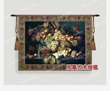 Belgium tapestries wall hangings decoration Grape festival decor home textile