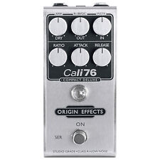 Origin Effects Cali76 Compact Deluxe Compressor Limiting Amplifier Pedal