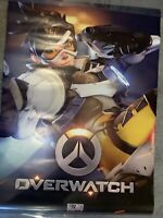 Overwatch Blizzard Entertainment Video Gaming Double Sided Poster 27x19