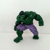 "INCREDIBLE HULK Action Figure Marvel Superhero 4"" FREE SHIPPING"