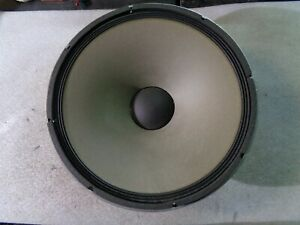 """1 - 18"""" JBL 2042H Subwoofer Bass Driver 100% Tested + Working"""