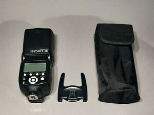 YONGNUO YN-560 III Wireless Speedlite Canon Nikon
