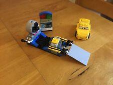 Lego Juniors Cars 3 Cruz Ramirez Race Simulator 10731- COMPLETE