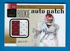 2011 SP ROOKIE AUTO PATCH DEMARCO MURRAY AUTOGRAPH JERSEY RC #686/699