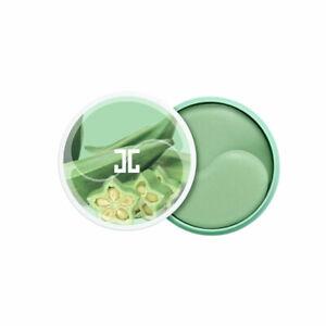 [JAYJUN] Okra Green Eye Gel Patch - 1pack (60pcs) / Free Gift