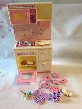 Barbie Vintage Sweet Roses Cooking Centre 1987